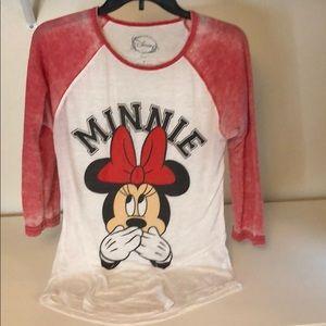 Tops - Disney Minnie Tee